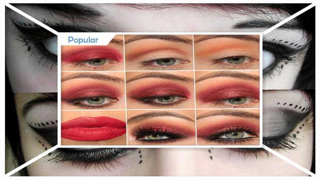 Watercolor Eye Makeup Tutorial screenshot 1