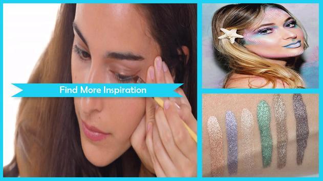 Watercolor Eye Makeup Tutorial screenshot 4