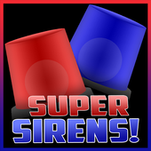 Super Sirens: Police EMS Fire icon