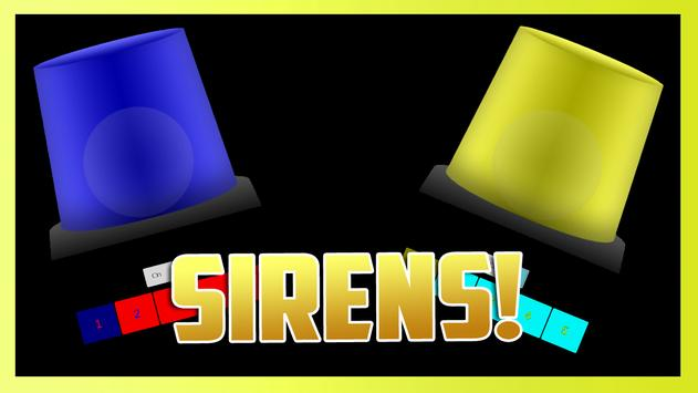 Super Sirens: Police EMS Fire poster
