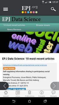 EPJ.org poster