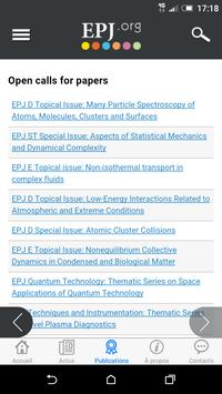EPJ.org screenshot 1