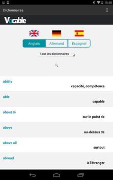 Vocable screenshot 11