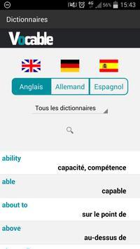 Vocable screenshot 2