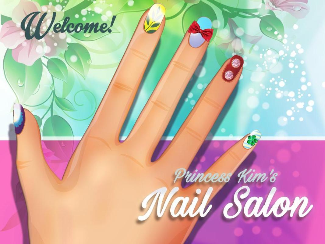 Princess Kim\'s Nail Salon APK Download - Free Educational GAME for ...