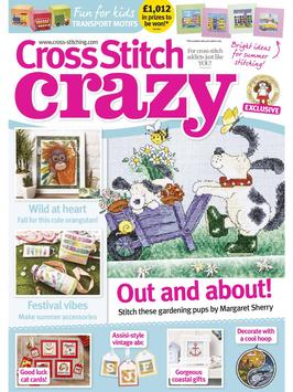 Cross Stitch Crazy apk screenshot