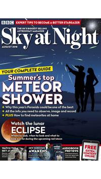 BBC Sky at Night Magazine poster