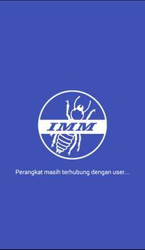 IMM Program poster