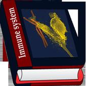 Immune system icon