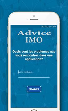 Advice imo new 2018 screenshot 4