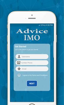 Advice imo new 2018 screenshot 1