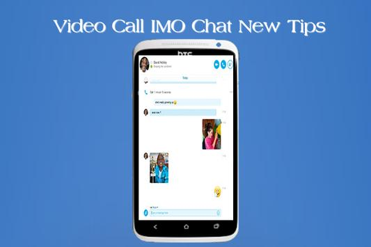 Free imo Video Calls Chat Tips poster