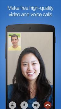 imo beta free calls and text постер