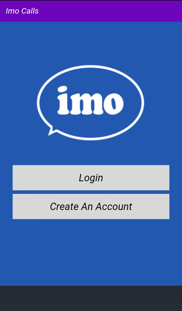 Imo video and voice calls for Android - APK Download