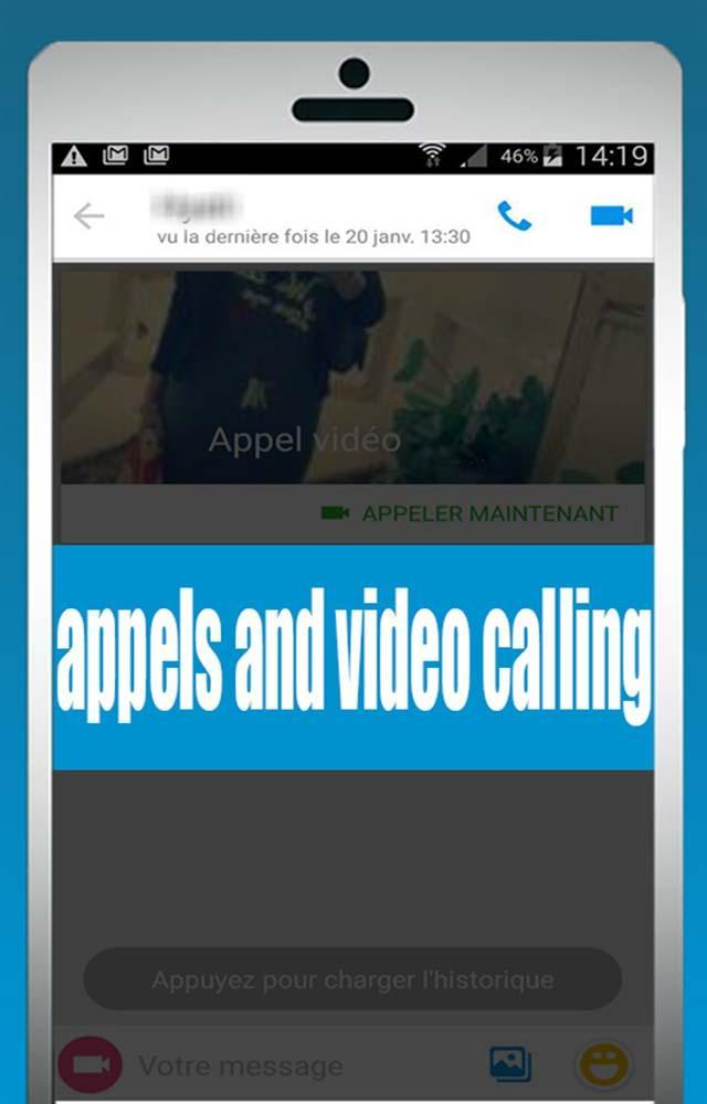 Guide l'imo Video Chat Appel for Android - APK Download