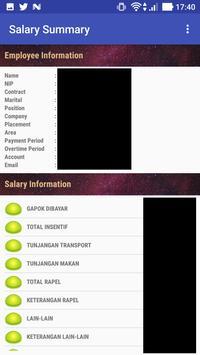 E-Paycheck screenshot 1