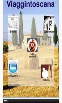 ViagginToscana poster