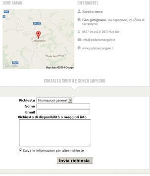 ViagginToscana apk screenshot