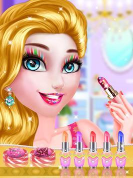 Candy Lipstick Maker Salon screenshot 5
