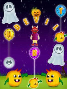 Halloween Names Learning screenshot 6