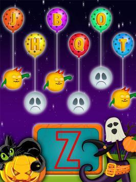 Halloween Names Learning screenshot 8