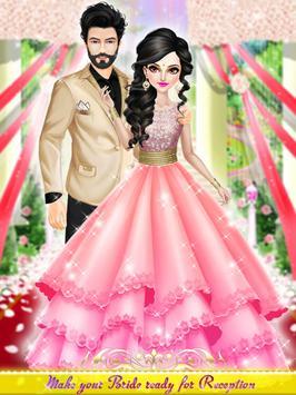 Indian Wedding Bride Salon - Manicure Pedicure apk screenshot