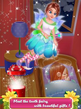 Princess Tooth Fairy Adventure screenshot 1