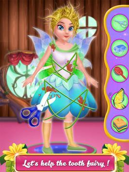 Princess Tooth Fairy Adventure screenshot 2