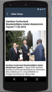Türkiye Adalet Akademisi(TAA) screenshot 2