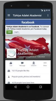 Türkiye Adalet Akademisi(TAA) screenshot 4
