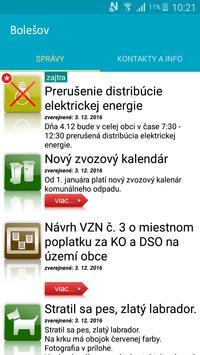 Bolešov poster
