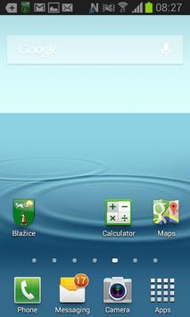 Blažice apk screenshot