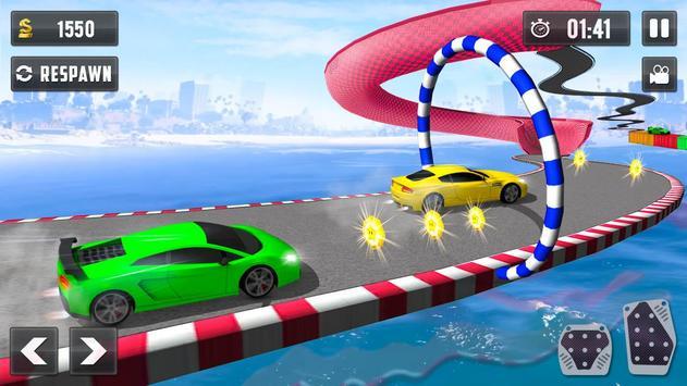 Car Stunt Challenge 2018 screenshot 5