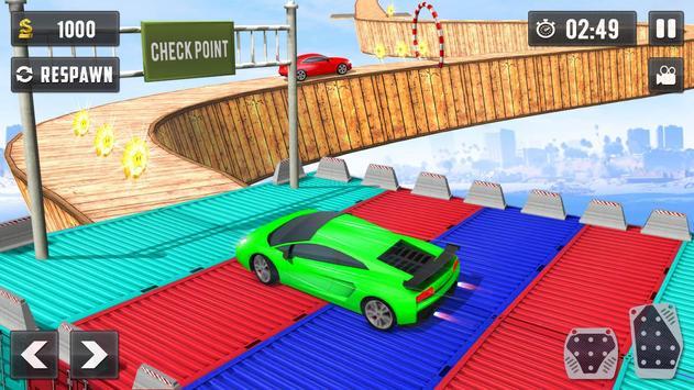 Car Stunt Challenge 2018 screenshot 8
