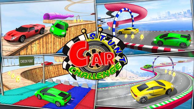 Car Stunt Challenge 2018 screenshot 14
