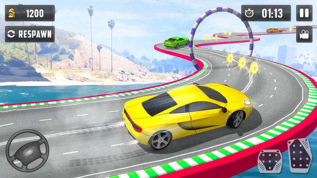 Car Stunt Challenge 2018 screenshot 1