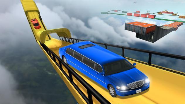 Stunts Car Racing Challenge poster