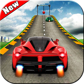 Car Stunt Racing On Impossible Track icon