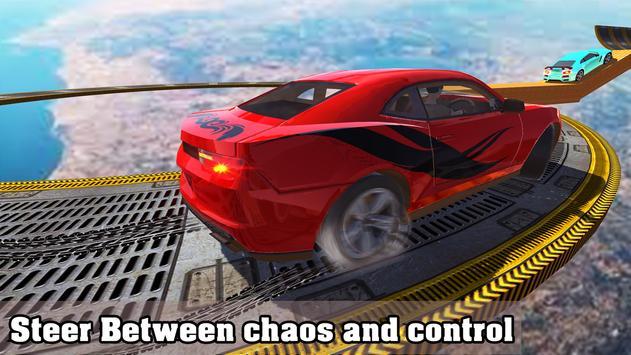 Car Stunt Racing On Impossible Track screenshot 1