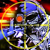 Sniper Run : Modern Shooter icon