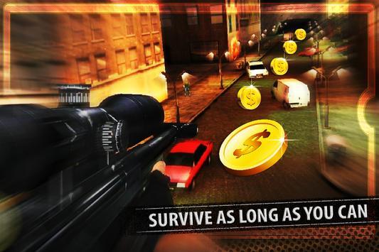 Sniper Run : Modern Shooter screenshot 1