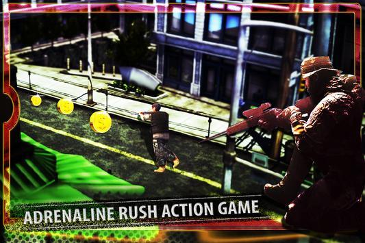 Sniper Run : Modern Shooter screenshot 3