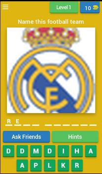 Guess the La Liga Team poster