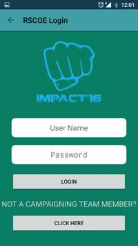 Impact'16 apk screenshot