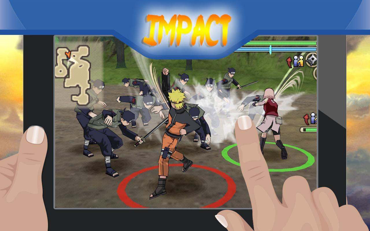 Narutimate Ultimate Ninja Impact For Android Apk Download