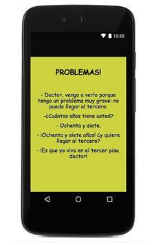 Chistes Cortos y Gratis apk screenshot