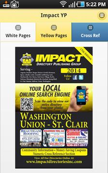 Impact YP poster