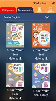 Talebe Dijital poster