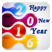 Happy New Year Wallpapers 2016 icon