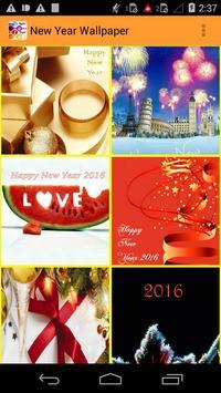 Happy New Year Wallpapers 2016 apk screenshot